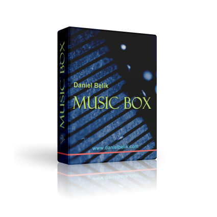 Daniel Belik Music Box product box